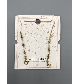 WellDunn Pastor Mask Chain