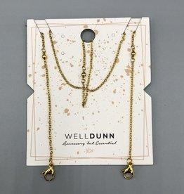 WellDunn Osiris Mask Chain