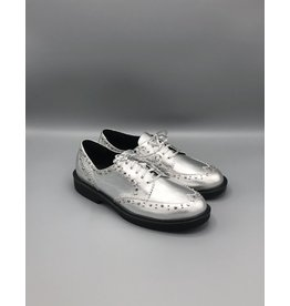Paro Brasil Studded Leather Derby Brogue