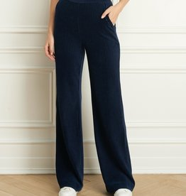 Iris Stretch Cord Wide Leg Pant