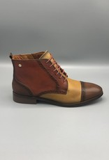 Pikolinos Pikolinos Royal Lace/Zip Leather Derby Boot