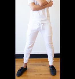 SBase Vintage Fleece Pant w/Pockets (2 Colours Available)