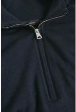 Matinique Matinique Mas 1/4 Zip High Neck Merino Sweater