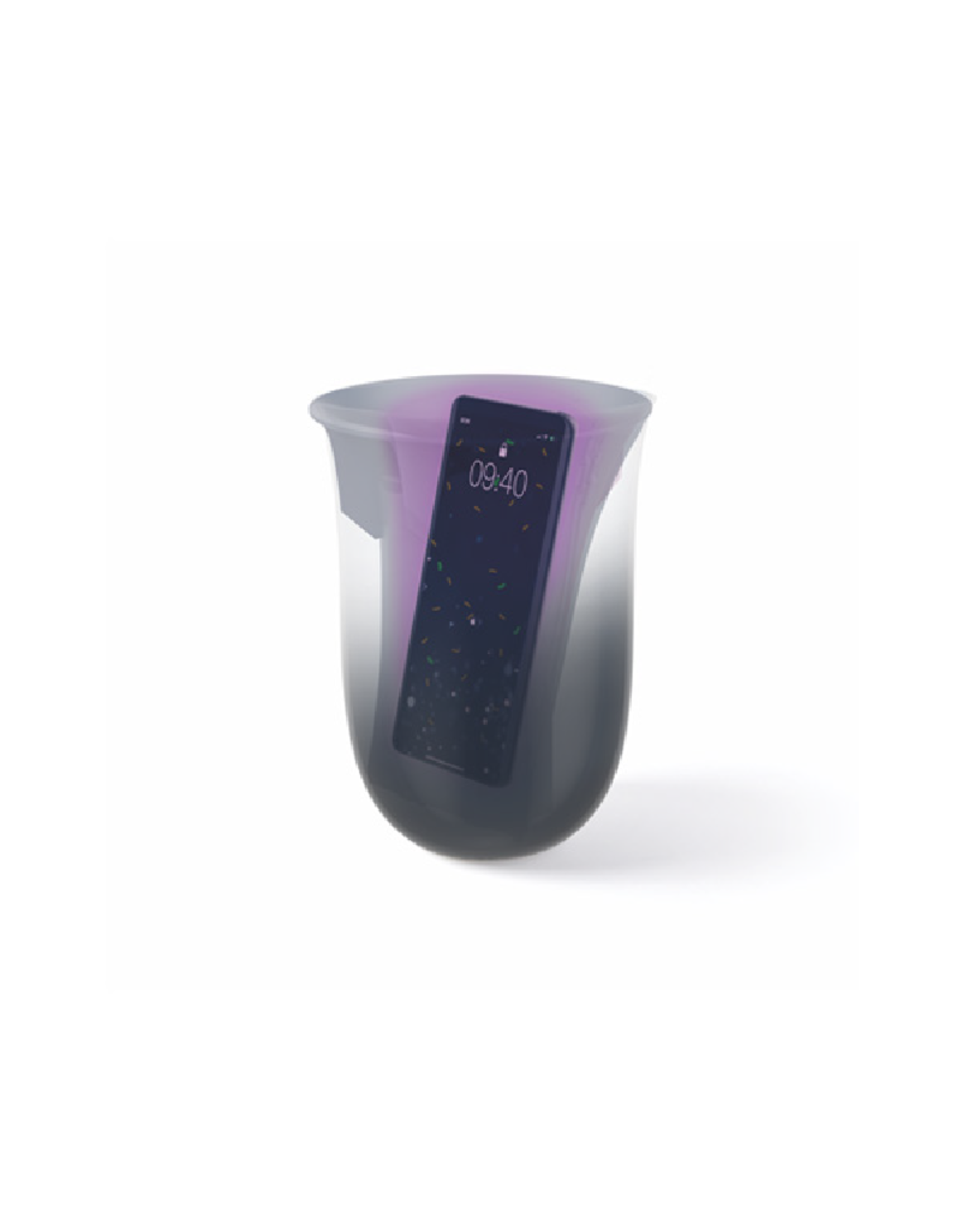 Lexon Lexon Oblio Wireless Charging With UV Sanitizer