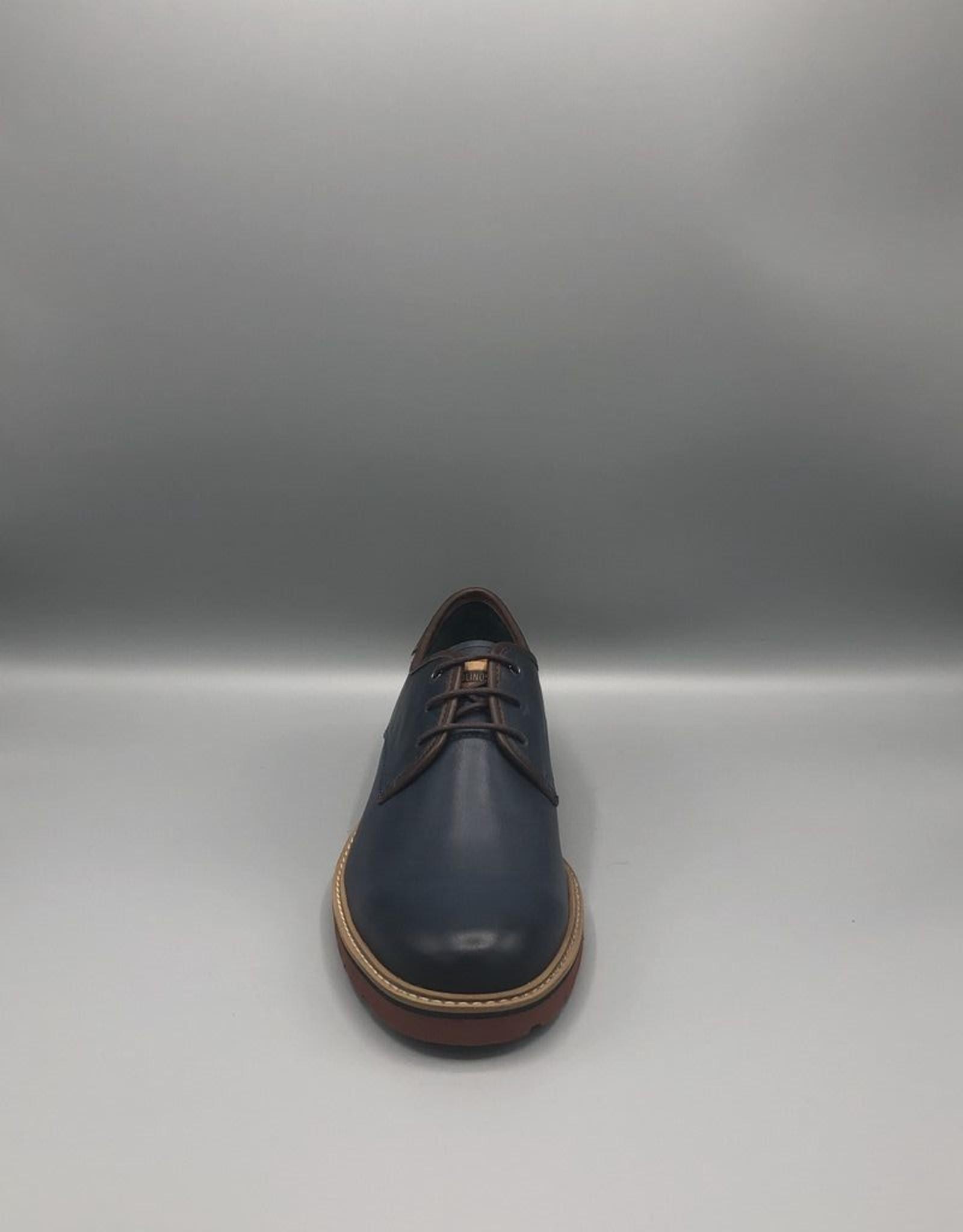 Pikolinos Pikolinos Bilbao Leather Derby Shoe