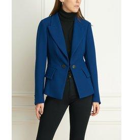 Iris Sweater Twill Blazer