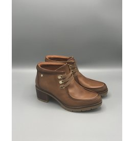 Pikolinos Llanes Lace Up Leather Boot