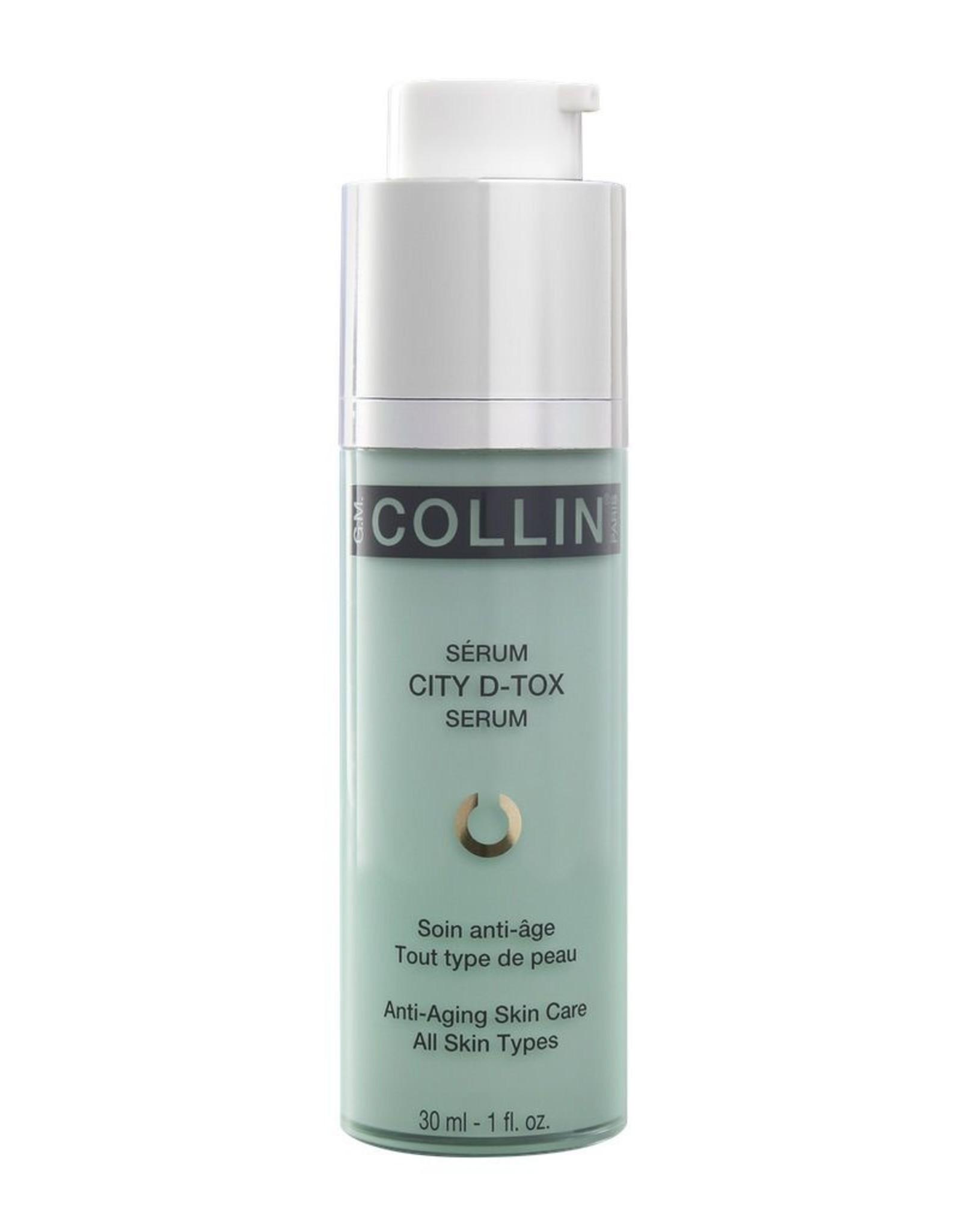 GM Collin G.M. Collin City D-Tox Serum, 30ml