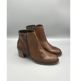 Valeria's Leather Ankle Boot