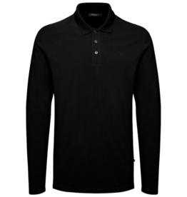 Matinique Poleo L/S Rugby Collar Knit Shirt
