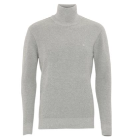 Clean Cut Thick Organic Cotton Rollneck Sweater