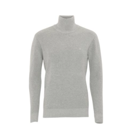 Clean Cut Rollneck Sweater (2 Colours Available)