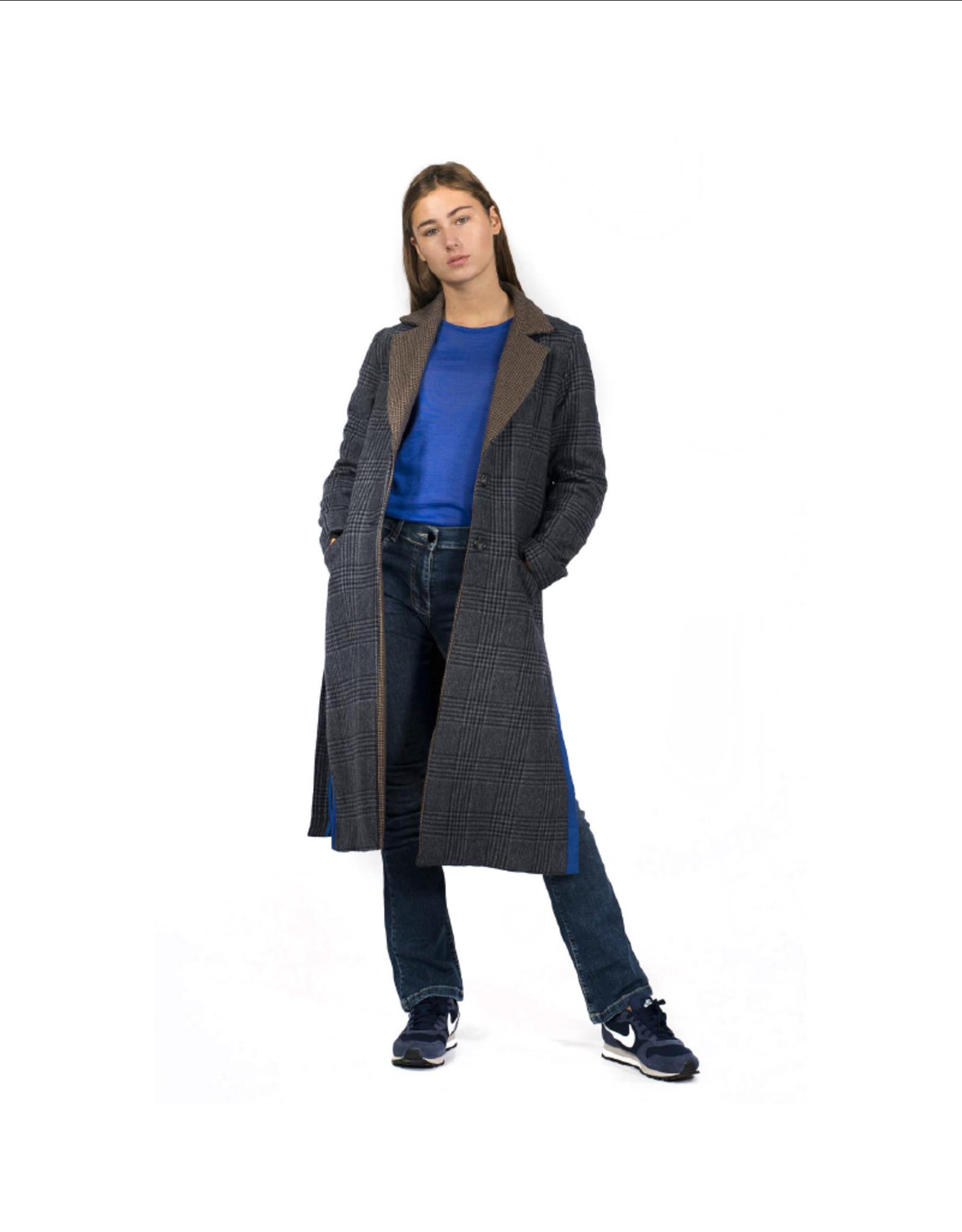 Good Match Wool Trench Coat