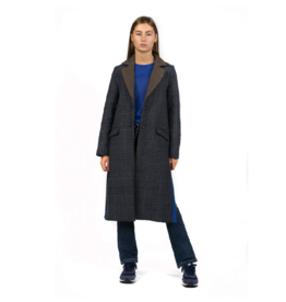 Good Match Wool Trench Coat