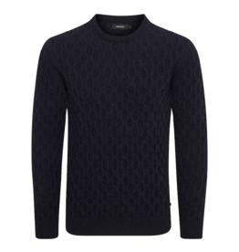 Matinique Triton Heavy Wool Blend Crewneck Sweater