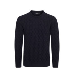 Matinique Triton Heavy Wool Blend Crewneck Sweater