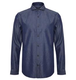 Matinique Trostol Cotton Lyocell Denim Shirt
