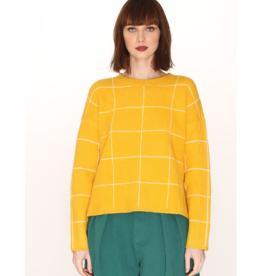 Pepaloves Squares Sweater