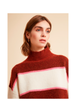 FRNCH Novalie Stripe Sweater