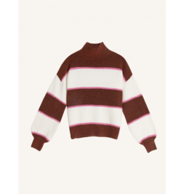 FRNCH Novalie Stripe Sweater
