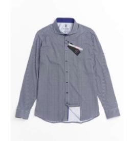 Desoto Zig Zag L/S Button Up Shirt