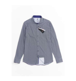 Desoto Zig Zag L/S Button Up Shirt