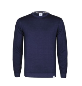 R2 Navy Knit Sweater