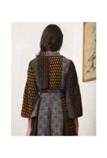 Anonyme Dollie Mack Midi Dress Bio Print