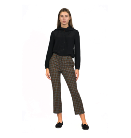 Good Match Cropped Flare Trouser