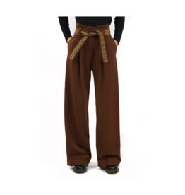 Good Match HR Long Belted Pant