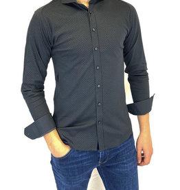 Desoto Tonal Tile L/S Button Up Shirt