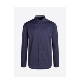 Bugatchi Uomo Speckled Performance L/S Button Up