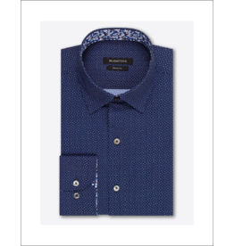 Bugatchi Uomo Microsquare Performance L/S Button Up