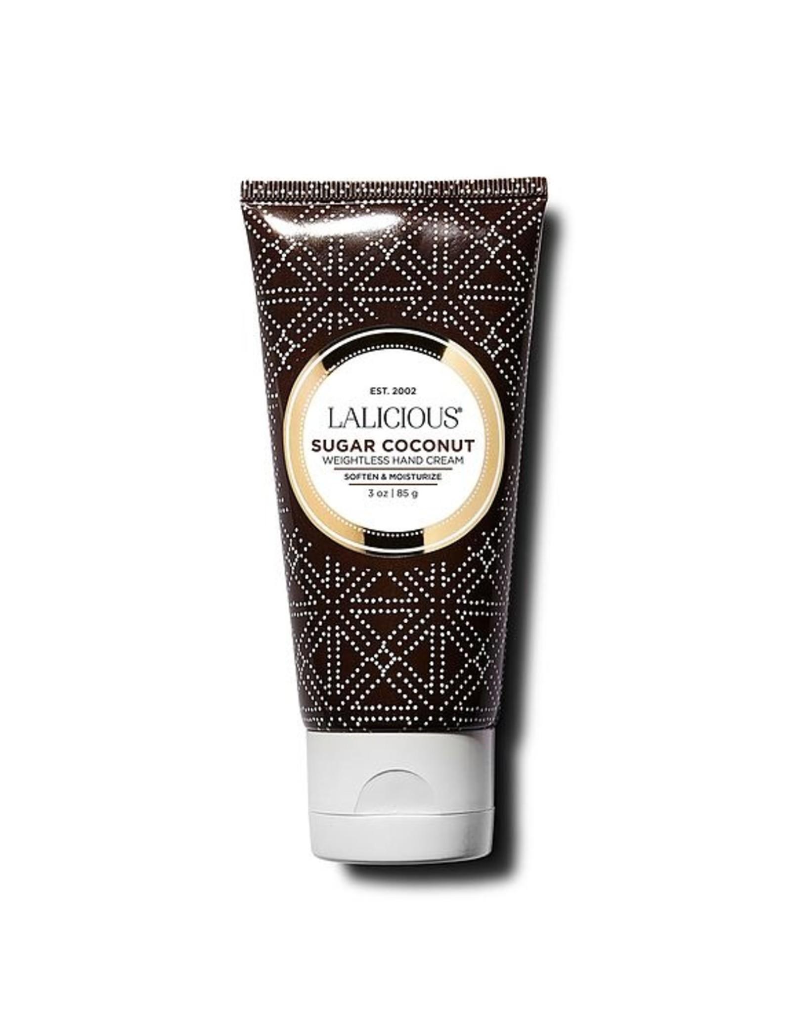 Lalicious Coconut Hand Cream, 3oz