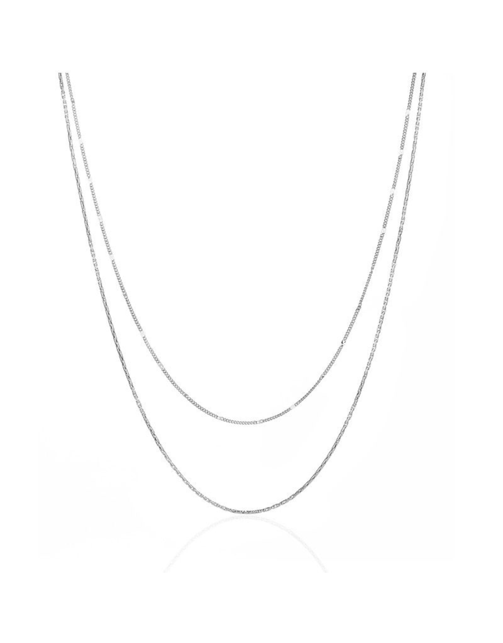 Jenny Bird Jenny Bird Surfside Duo Chain Necklace