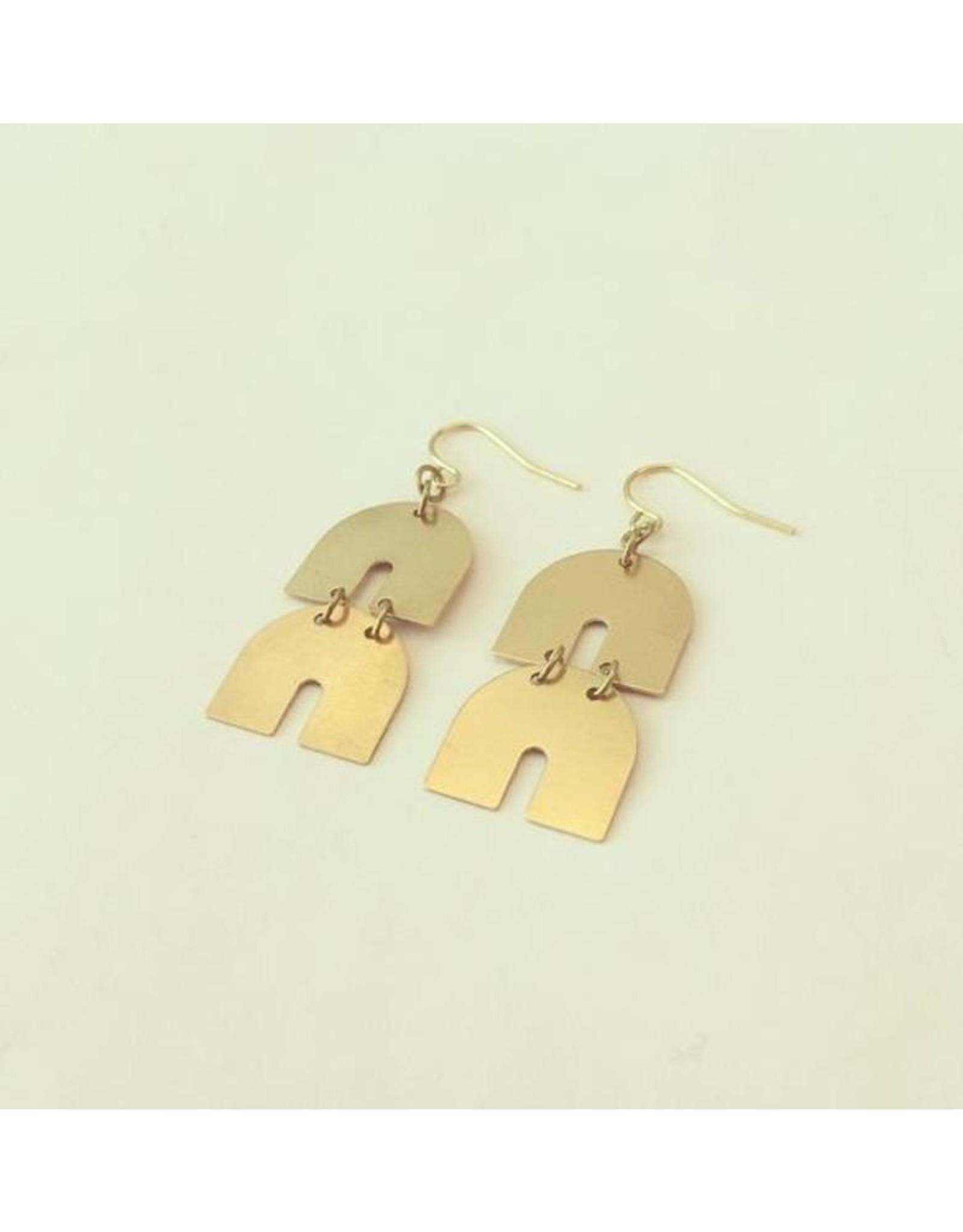 Darlings of Denmark Dijue Earrings