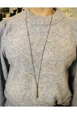 Darlings of Denmark Silk-V Necklace
