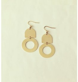 Kubb Earrings