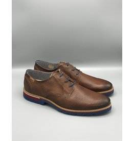 Pikolinos Alcoy Perforated Leather Oxford