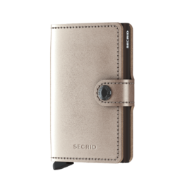 Secrid Premium Miniwallet (Multiple Colours Available)