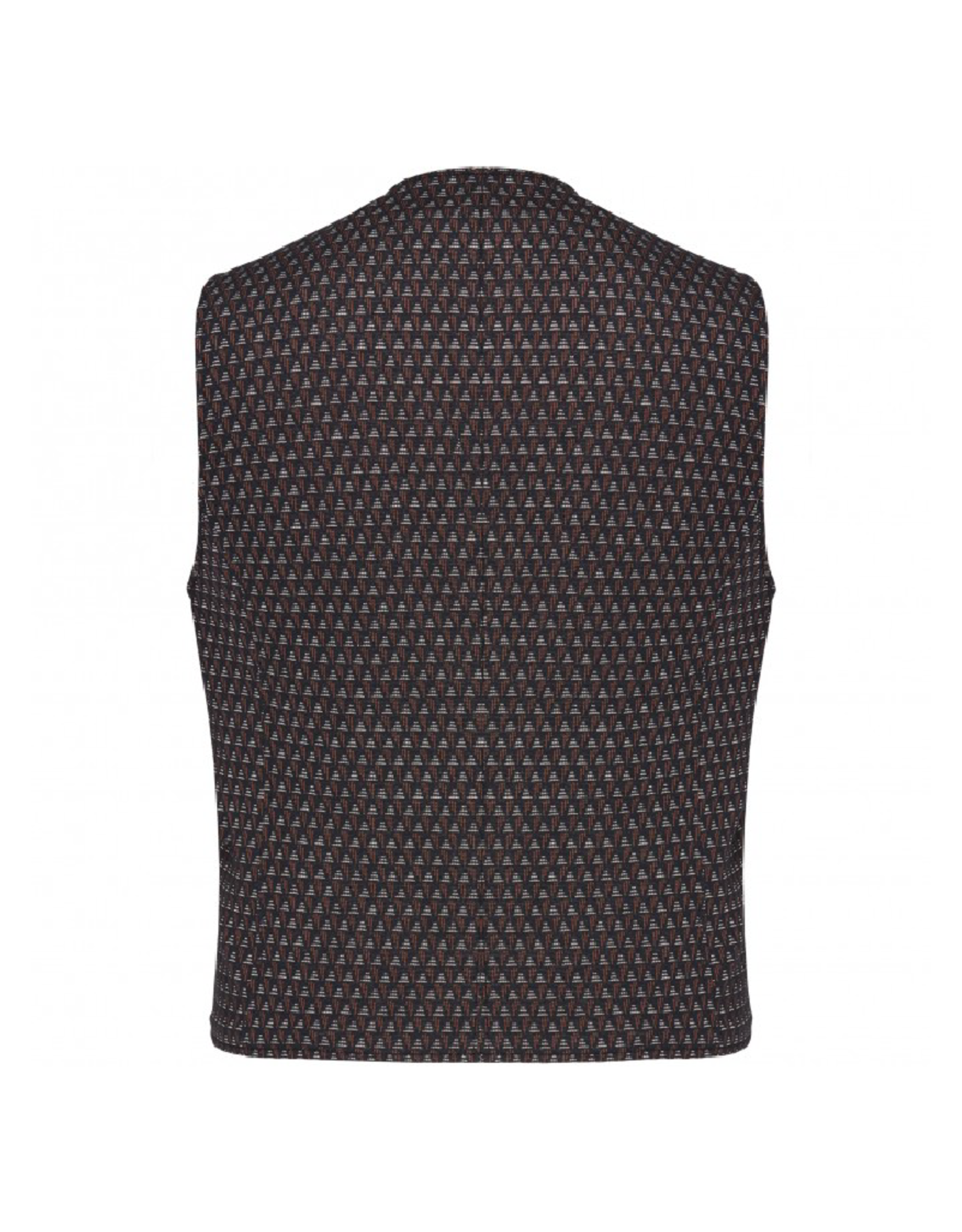 Club Of Gents Mosley Tailored Self Back Vest