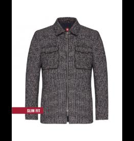 Club Of Gents Corben Broken Plaid Club Jacket (Tall Sizes)