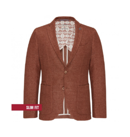 Club Of Gents Casey Slim Cotton/Linen Blazer