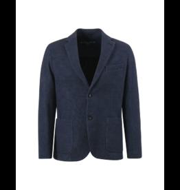 Circolo Copiativo Houndstooth Jersey Blazer