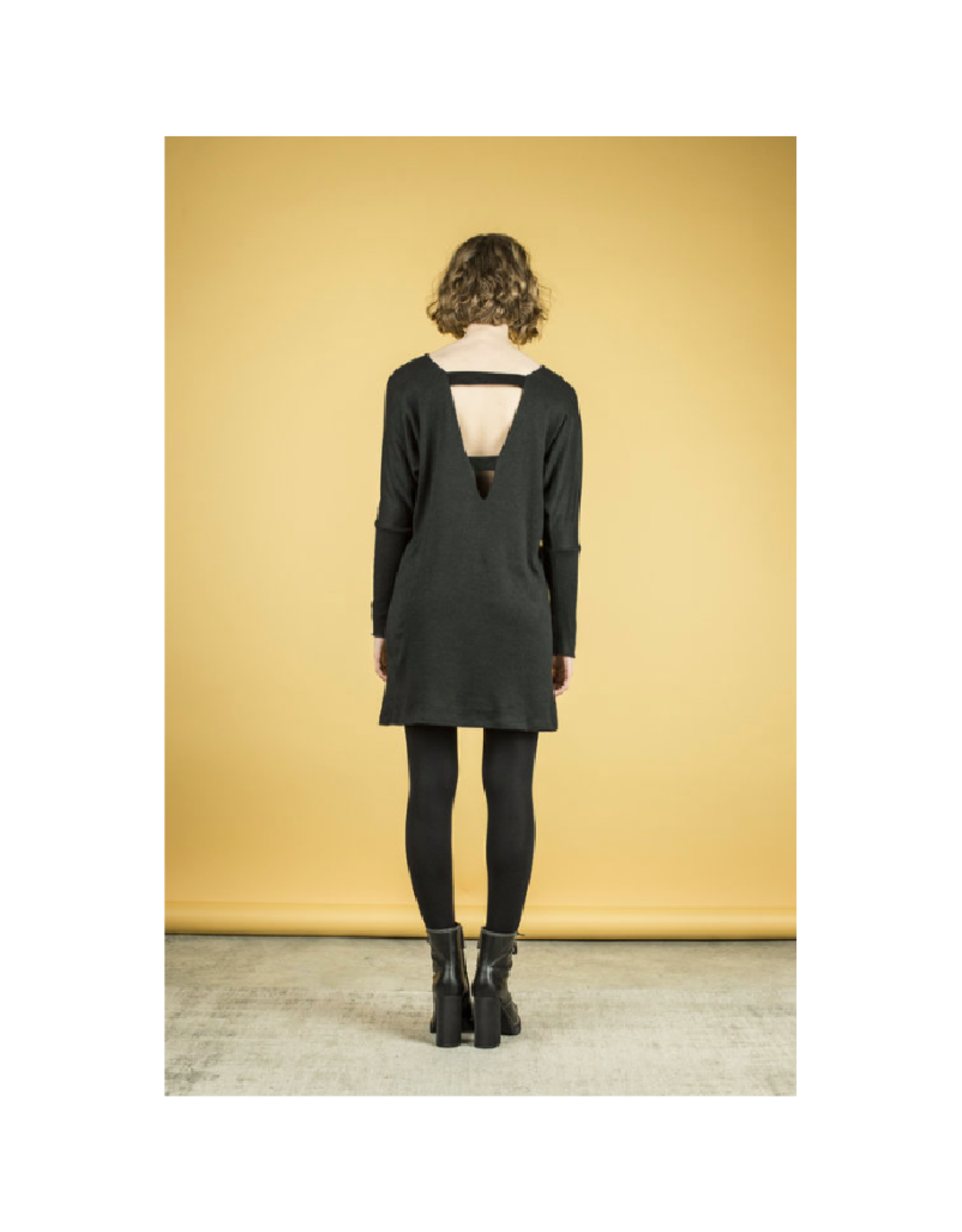 Bodybag Fulton Knit Short Ladder Back Dress