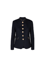 Mos Mosh Military Jacket w/Gold Buttons