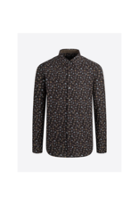 Bugatchi Uomo Abstract L/S Button Up Shirt