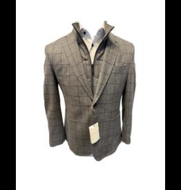 Jack Victor Tailored Blazer w/Zip-Out Bib