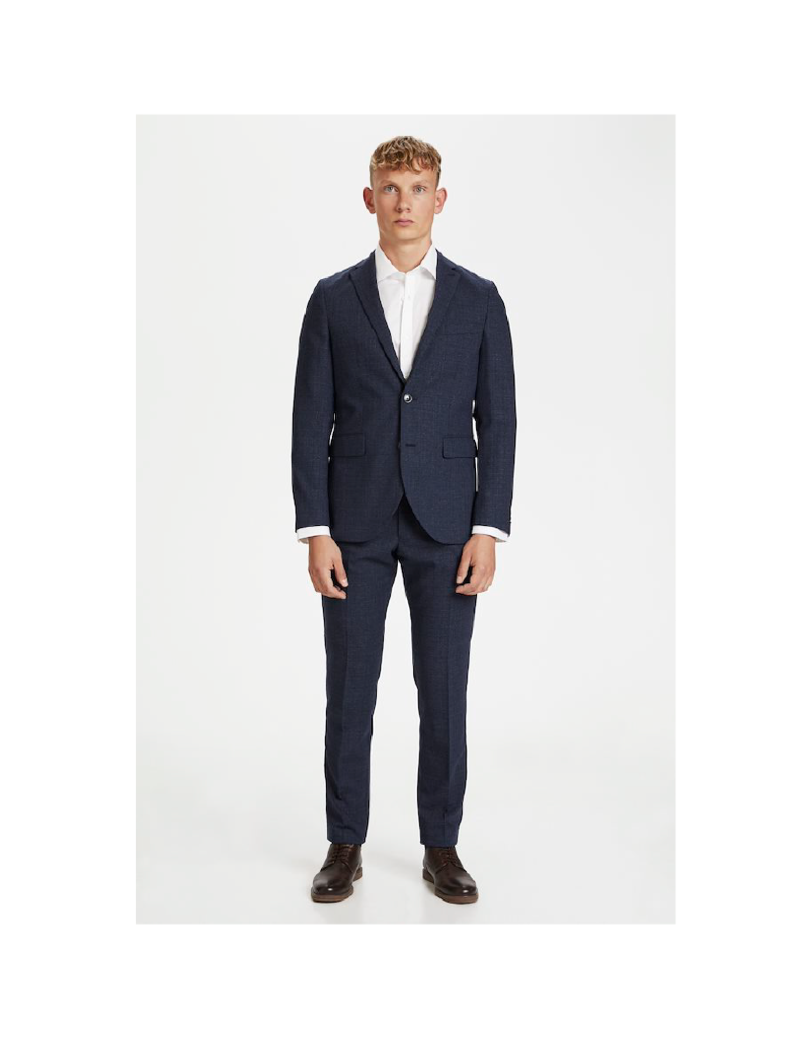 Matinique George 4-Way Stretch Wool Suit Jacket
