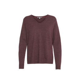B. Young V-Neck Viscose Sweater